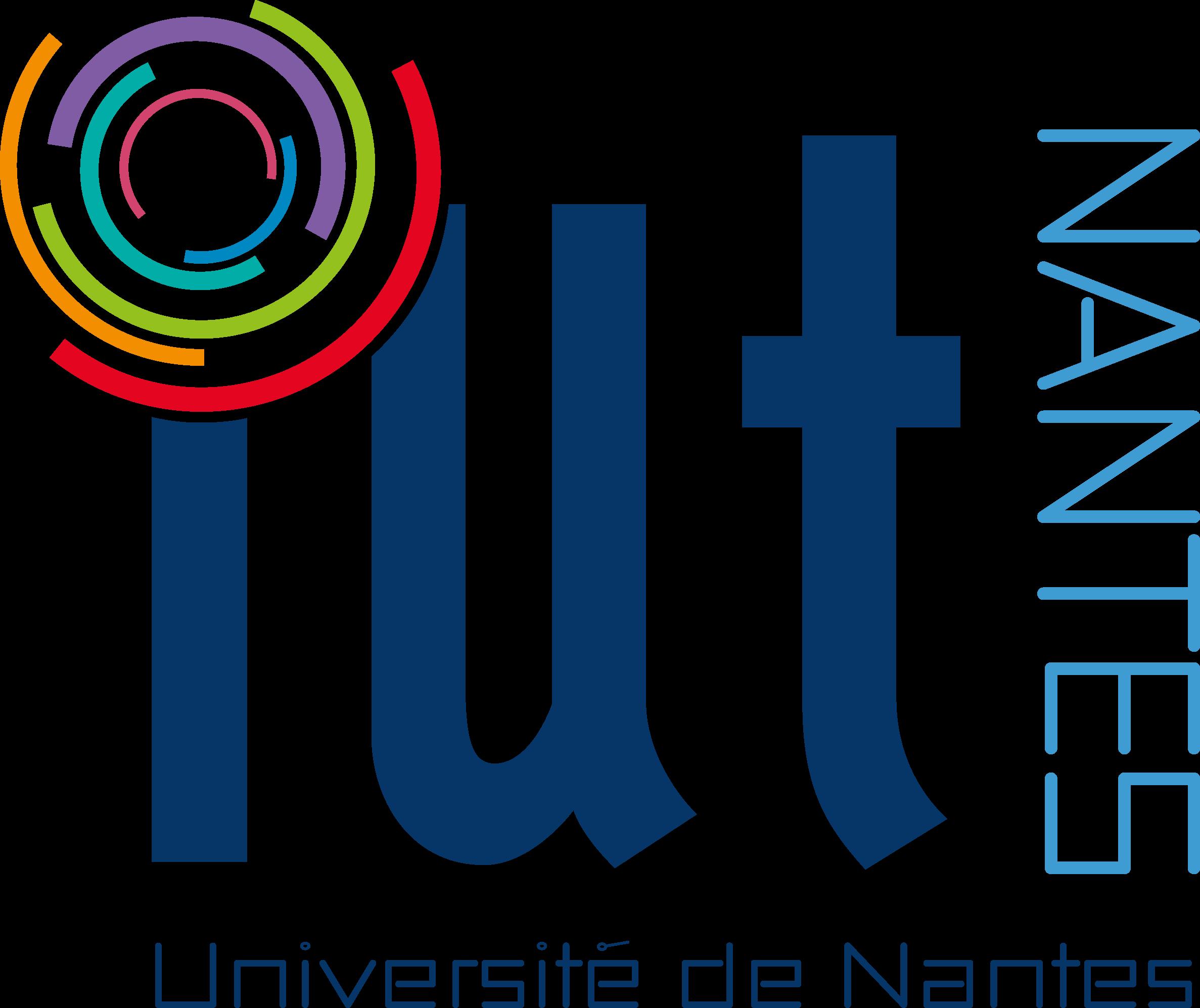 Logo IUT Nantes